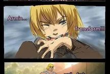 Funny side of games & anime
