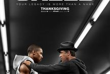 Creed Movie / Mostly about Creed. And Rocky.