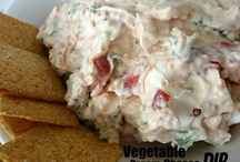 Dips galore! / by Abby Jo