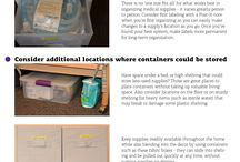 medical  supply storage