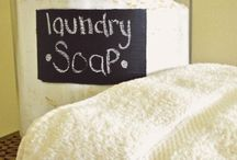 how to make laundry soap / making different laundry soap