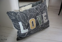 Tissu - Couture & tricot / by Com2Filles - blog DIY