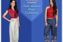 Indo-western collection