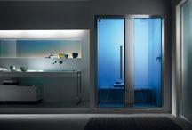 uno spazio due usi doccia e bagno turco  / Con le soluzioni doccia bagno turco Sfiti è in grado di personalizzare al massimo il tuo ambiente con soluzioni al centimetro e le più svariate superfici