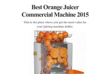 Best Automatic Citrus Juicer 2015