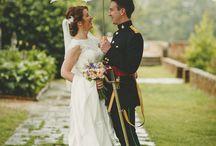 Wedding Shed ♡s Ufton Court
