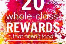 student rewards/ positive behaviour