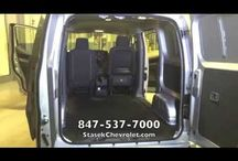 Chevrolet City Express Van