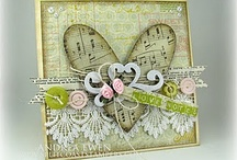 Cards - Love/Hearts / by Christine DePol