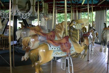 Broome County Carousels / The Carousel Capital / by Kathie Genung