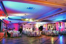 Dekoracje sal weselnych / Ciekawe realizacje wykonane przez nas w ostatnim czasie