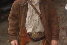 Indiana Jones Costume / Stay in touch on Facebook! https://www.facebook.com/maskerix/