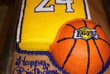 Toney birthday / He like basketball