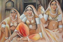 My paintings / Paintings in Oil on Canvas