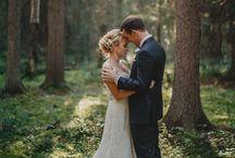 Свадебная / Свадьба, пары, молодые