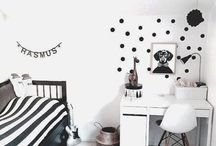Nordic slaapkamer