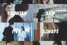 Sherlock, Dr Who, Glee etc...
