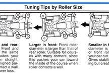 mini 4wd setup tips