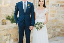 GROOM LOOKS / fun, classic, and modern groom looks from suits to tuxedos.