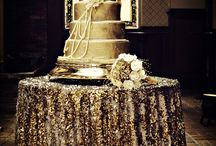 New Years & The Great Gatsby - Wedding Theme / Party like Gatsby on your wedding day with a New Year's Wedding!