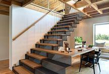 Stairs / Lépcső megoldások