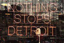 Detroit / by Jessica Brooks