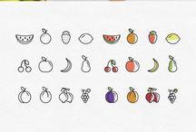 summer project fruit