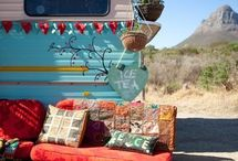 wandering soul (caravan love and glamping dreams) / I may not like camping but i completely love glamping and pretty caravans ;)