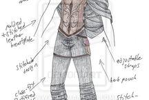 Návrhy na oblečenie