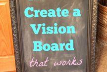 vision board Cintha