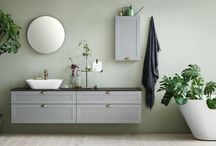 Bathroom / Here I show some of my work in the area of bathroomdesign.