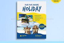 [Ref] Travel Brochure