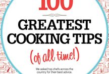 Cooking Tips / Check out these great cooking tips!