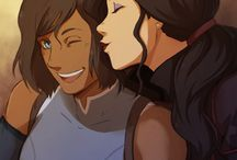 Korrasami : 3 / Avatar:The Legends of Korra All liquid think can be bendig all of them If you know what i mean ;)