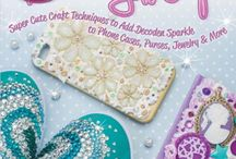 Deco Craft Supplies / Candy Crystal craft supplies UK range of decoden supplies, including blank phone cases, whipped cream clays, 'sauces', 'sprinkles' and much more...
