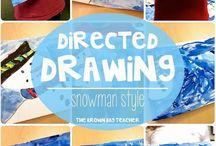 Directed Drawings