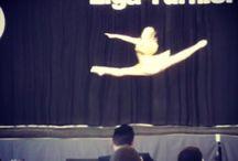 Laura Kamilli, Schautanz Solo / Laura Kamilli, Tanzsport