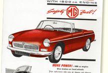 1962 MGB My First Car!