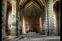 Abandoned, Forgotten, Ruined / by Ahnya