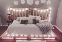 Bed room Ideas / All about bed room decor