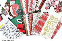 Clique Kits Holiday Card Kit 2016