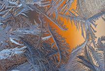 amazing frost/ice