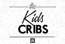 Kids Cribz / Not your average Nursery and kids rooms decor ideas!