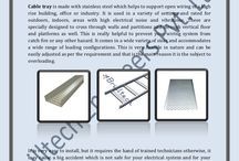 Cable Tray / Contact Brilltech Engineers Pvt. Ltd at: http://www.cabletraymanufacturers.in/cable-trays.html,  a foremost Cable Tray Manufacturers offer all kinds Cable Tray at competitive price