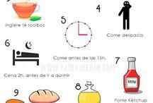 Consejos para una buena alimentación