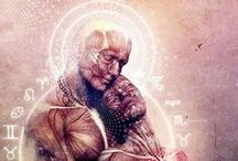 Twin flames, soul mates and kindred spirits