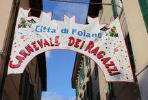 Carnival Foiano, Tuscany