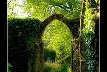 granice ogrodów