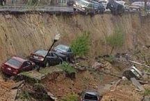 Landslides and Sinkholes