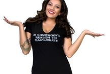 Shirts with funny sayings / Shirts with funny sayings on the front are always popular. TattooApparel.com has funny shirts from Badcock Apparel, Cartel Ink and more.